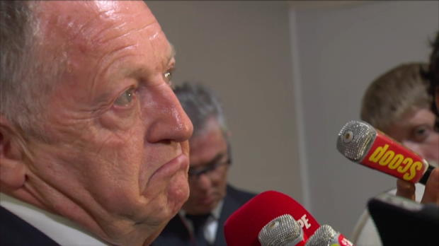 L1 - OL, Aulas : 'Une impression d'injustice'
