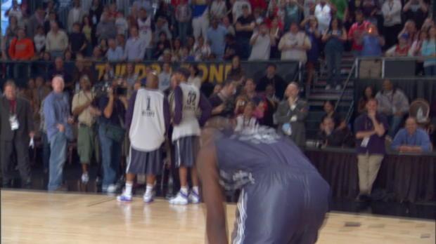 Shaq, LeBron, Dwight Howard 2007 All-Star Dance-Off