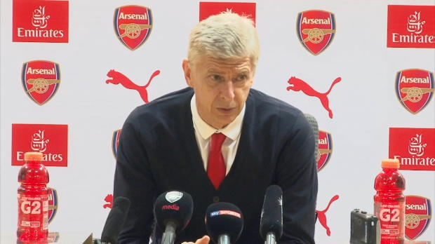 """Wenger: """"Konzentrieren uns auf FA-Cup-Finale"""""""