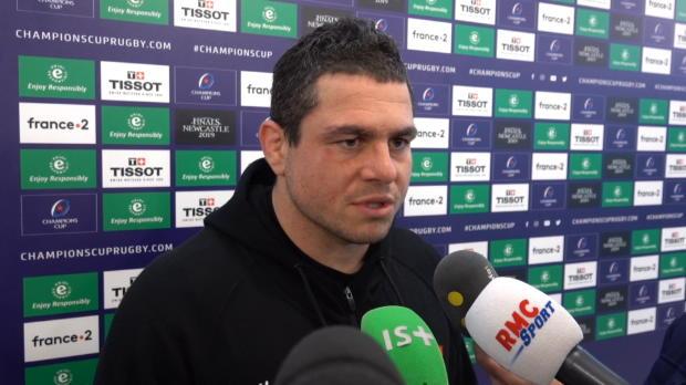 """Rugby : 4e j. - Guirado - """"On n'est jamais rentré dans le match, c'est humiliant..."""""""