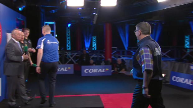 UK Open - Halbfinale und Finale