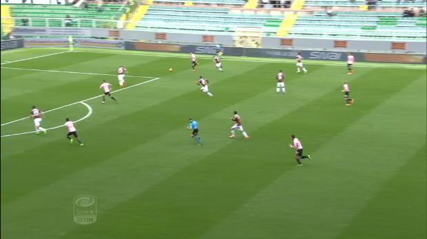 Serie A Round 25 : Palermo 1-3 Torino