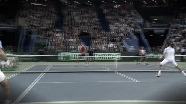 Davis Cup: Kroatien kurz vor großem Triumph