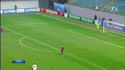 LdC : CSKA Moscou 1-1 AS Rome