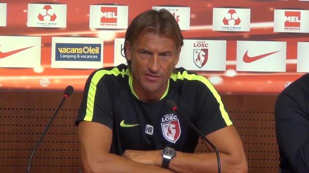 Lille - Renard - 'Martin va devoir faire beaucoup d'efforts'