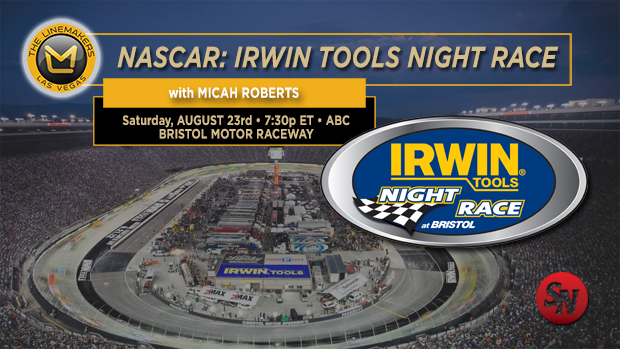 NASCAR Irwin Tools Night Race