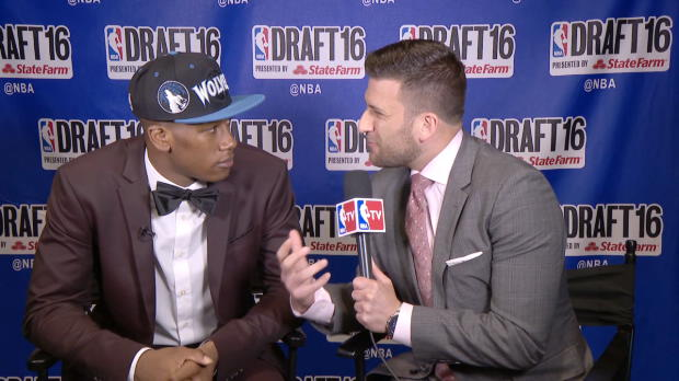 All Access Interview: Kris Dunn