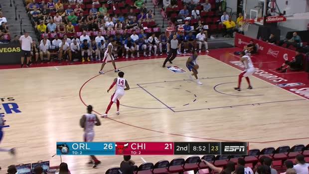 GAME RECAP: Magic 85, Bulls 73