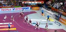 Handball : Qatar 26-24 Allemagne
