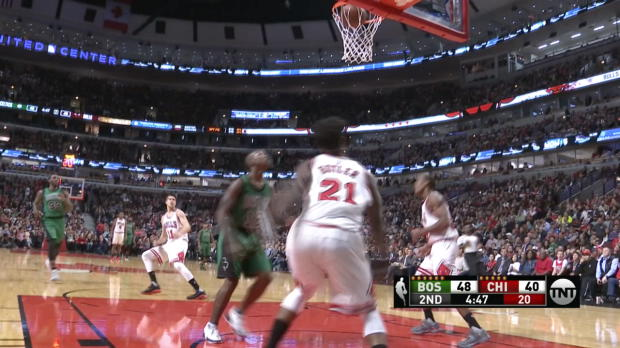 Assist of the NIght - Rajon Rondo