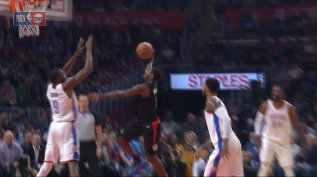 Block of the Night - Jerami Grant