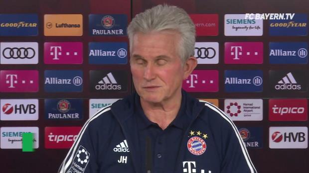 Heynckes zu Wagner-Transfer: Erstmal abwarten