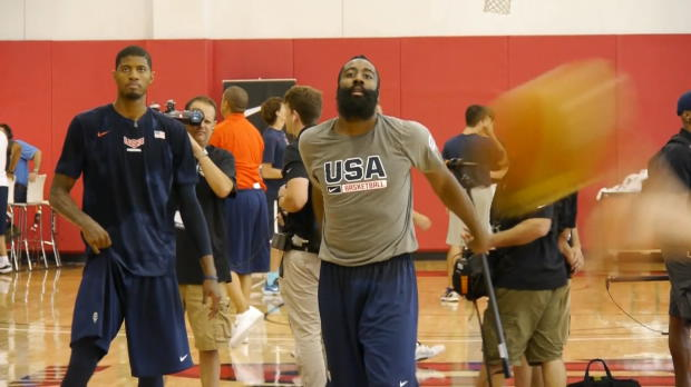 Basket : NBA - Mondial 2014 - Les Etats-Unis visent l'or