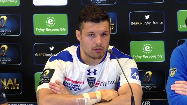 Top 14 - Champions Cup : Chouly : ''On ne s'est pas �gar�''