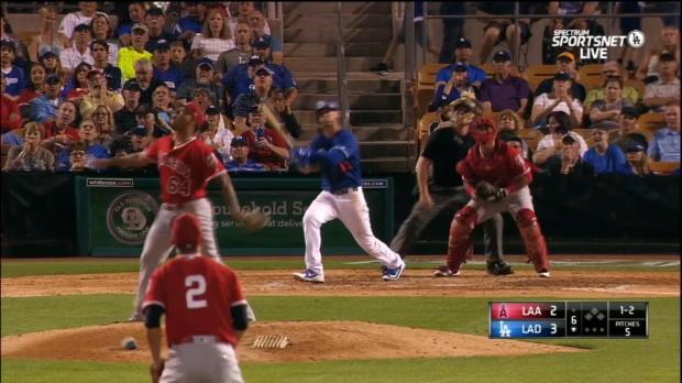 Bellinger's huge solo home run