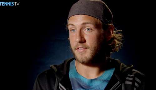 Pouille Interview: ATP Rome QF