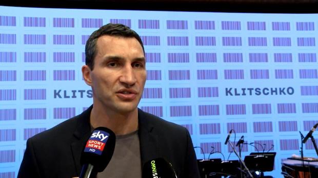 "Boxen: Klitschko: ""Joshua hat große Zukunft"""