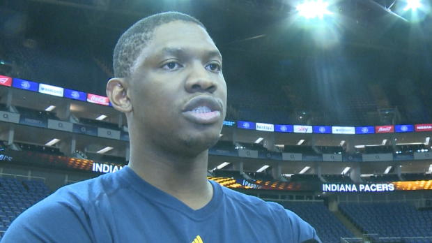 "Basket : NBA - Pacers - Séraphin - ""J'ai su attendre ma chance"""