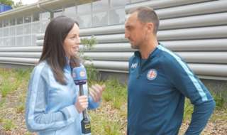 Sophie Smith gets the inside word from City Head Michael Valkanis ahead of Thursday's clash with Adelaide.