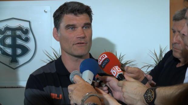Top 14 - Stade Toulousain : Pelous : 'Content de revenir � la maison'