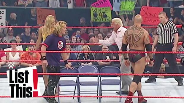 Los 5 momentos más extraños en la historia de Raw