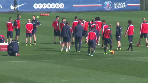 34e j. - Que de points � prendre pour Paris
