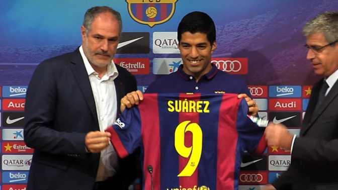 Barça - Pas de transferts jusqu'en 2016 !