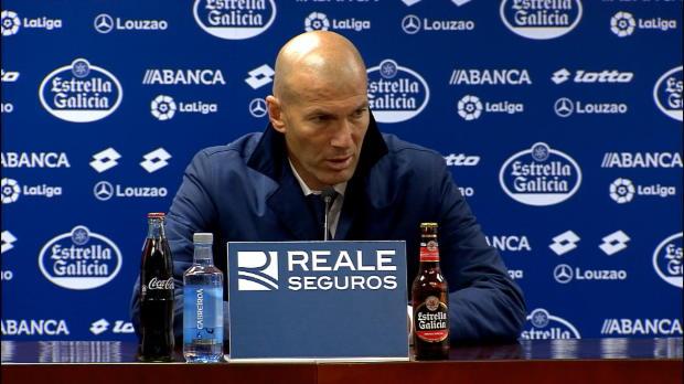 """Zidane nach Kantersieg: """"Team war phänomenal"""""""