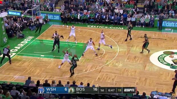 WSC: Marcus Morris (31 points) Highlights vs. Washington Wizards, 03/14/2018