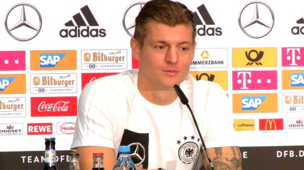 """Kroos: PSG? """"Am besten dahin oder du lässt es"""""""