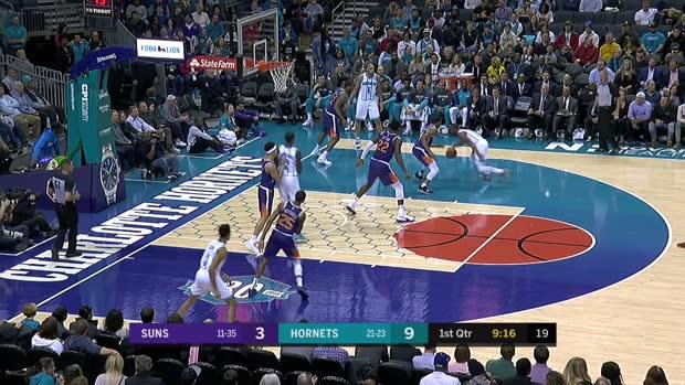 GAME RECAP: Hornets 135, Suns 115
