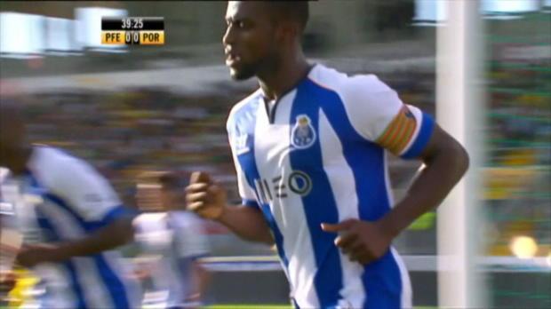 Liga Sagres - Porto encha�ne