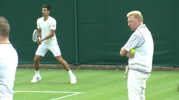 Game over! Becker und Djokovic trennen sich