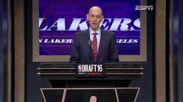 Los Angeles Lakers Take Brandon Ingram Second in 2016 NBA Draft