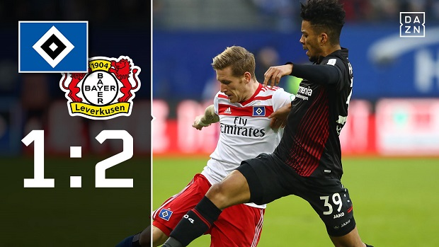 Hamburger SV - Bayer 04 Leverkusen (neu)