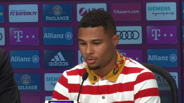 "Gnabrys DFB-Ziele: ""Bühne FC Bayern nutzen"""