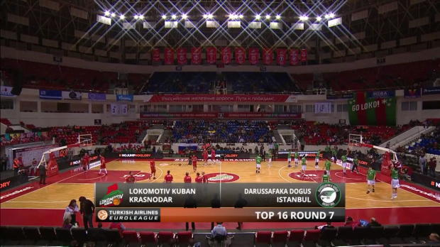 Lokomotiv-Kuban-Krasnodar-Darussafaka-Dogus-Istanbul