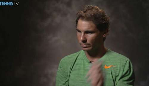 Nadal Interview: ATP Shanghai Preview