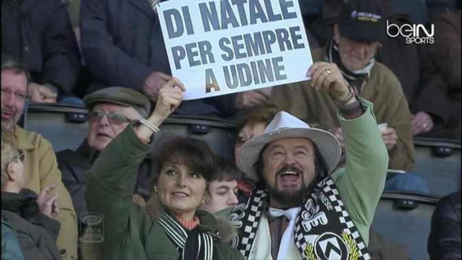 Serie A : Udinese 1-1 Chievo Vérone