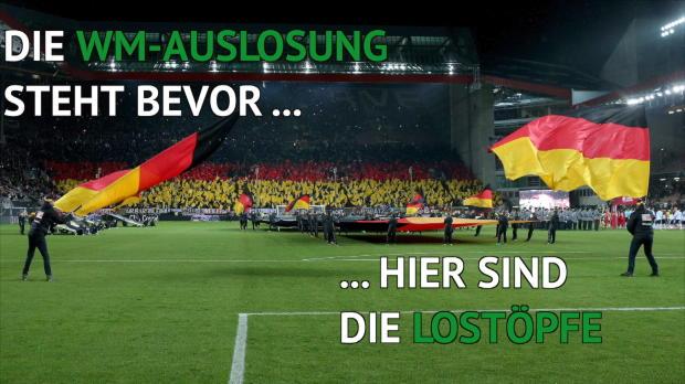 WM-Auslosung: Diese Gruppen drohen dem DFB-Team