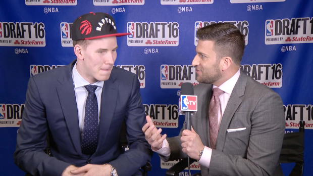 All Access Interview: Jakob Poeltl