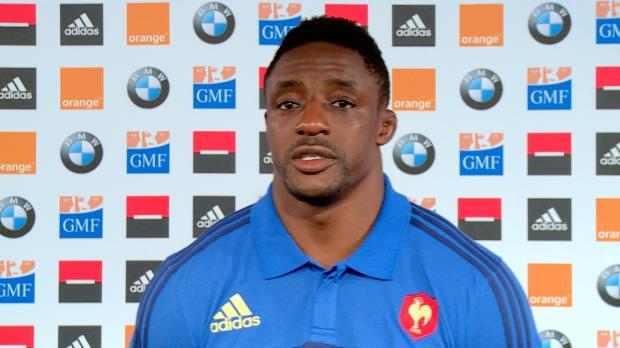 XV de France - Nyanga - 'Le sport est en perp�tuelle �volution'