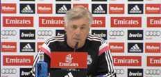"Ancelotti : ""On doit encore progresser"""
