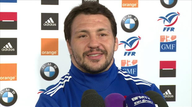 VI Nations - XV de France : Mach raconte son bizutage