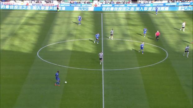 Premier League: Newcastle - Leicester | DAZN Highlights