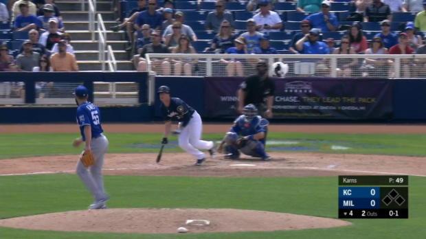 Phillips' solo home run