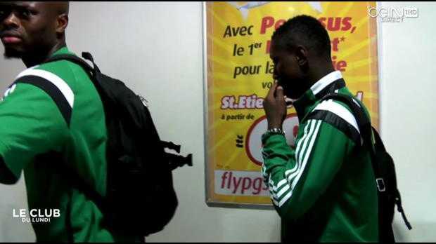 Lorient-ASSE : Inside