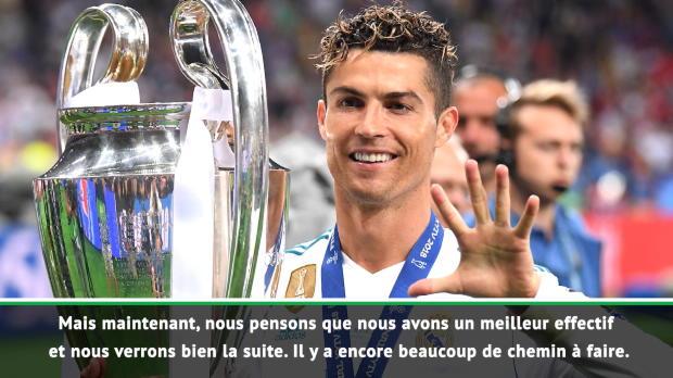 Real Madrid - Butragueno - 'Ronaldo était important, mais nous avons un meilleur effectif'