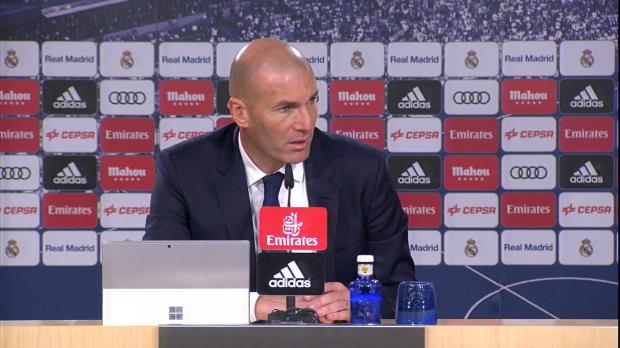 """Reals Mega-Serie! Zidane: """"Macht uns stärker"""""""