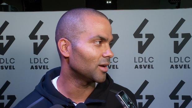 """Basket : ASVEL - Tony Parker - """"Sans l'Euroligue, ça ne m'intéresse pas d'investir..."""""""